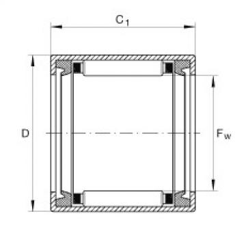 FAG Buchas de agulhas - SCE47-PP