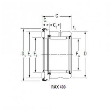 Rolando RAX 410 Timken